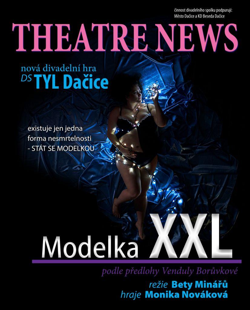 XXL modelka 1