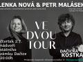 Lenka Nová a Petr Malásek