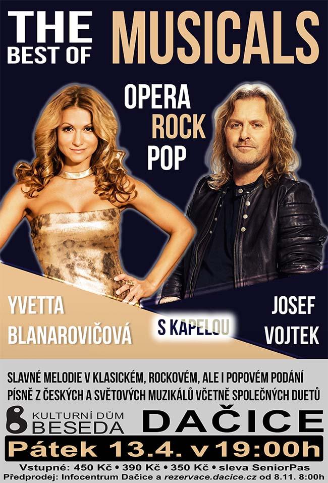 Yvetta Blanarovičová a Pepa Vojtek 1